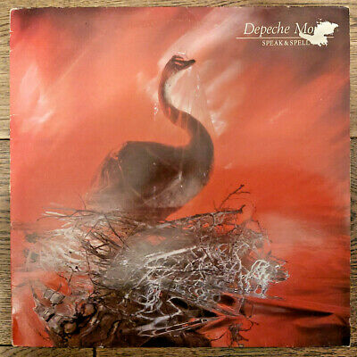 Depeche Mode ‎– Speak & Spell (1981)  Vinyl, LP, Album