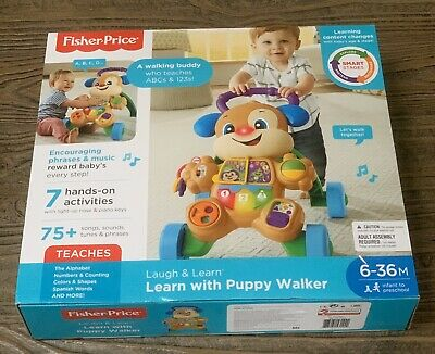 Fisher-Price Laugh And Learn Puppy Walker