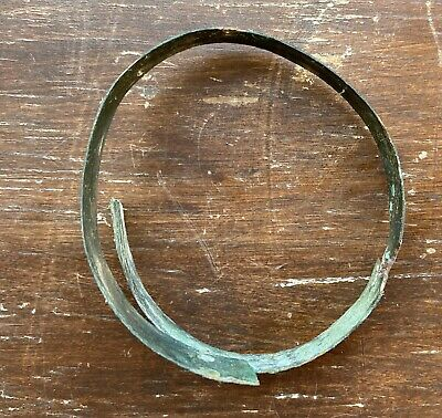 Ancient Viking Bronze BRACELET - 23 Gr.