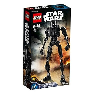 LEGO Star Wars Rogue One, K-2SO Buildable Action Figure, 75120