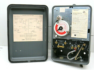 AMF Paragon 47016-00S Momentary Contact Time Control Timer 47016-S