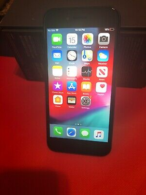 Apple Iphone 8 64 GB Black for TMobile/Metro only. Free Shipping. Used - VGood C