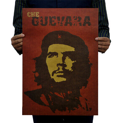 Cuban Heroes Kraft Paper Movie Poster Vintage Bar Pub Cafe Wall Sticker Balss