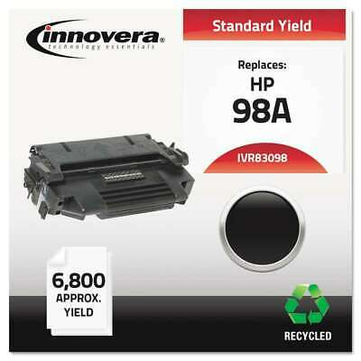 Innovera® Remanufactured 92298A (98A) Toner, Black 686024830986