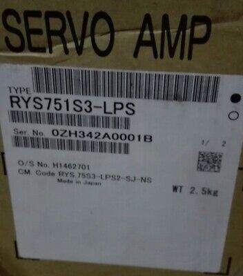 1PCS Brand New Fuji RYS751S3-LPS Quality assurance fast delivery