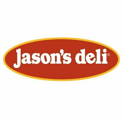 $50 Jason's Deli Gift Card - 23% OFF (INSTANT EMAIL DELIVERY ONLY)