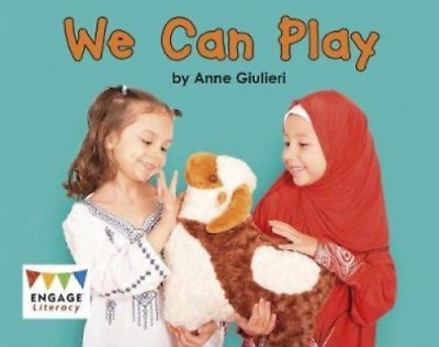 Giulieri  Anne-We Can Play BOOK NUOVO