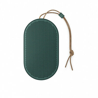 B&O Play by Bang & Olufsen Beoplay P2 Bluetooth Portable Speaker Teal