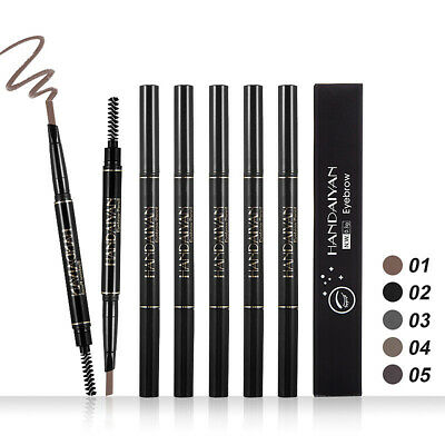 Microblading Tattoo Eyebrow Pen Long Lasting Eye Brow Eyeliner Pencil Make up