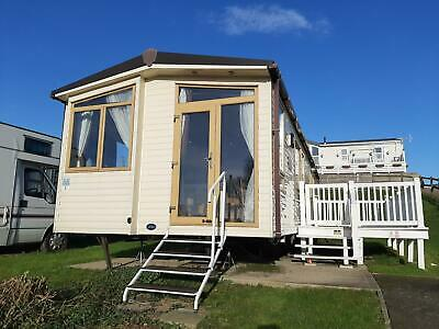 Great 3 bedroom holiday home static caravan for sale isle of wight beach access