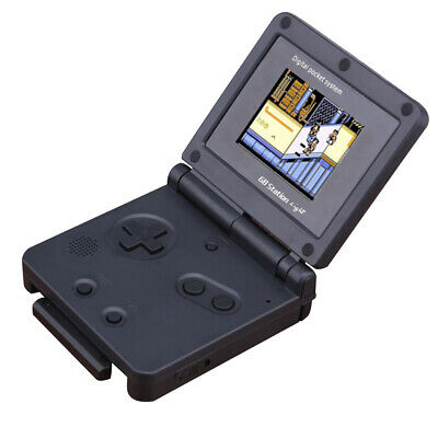 GB PVP Station Handheld Player ABS Game Console USB Charging TV Output 142 Games