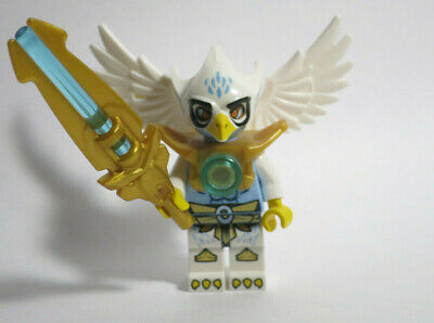 Lego Legends of Chima  Equila with golden weapon Minifigure 70004 new