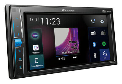 Pioneer DMH-A3300DAB Multimedia-Station
