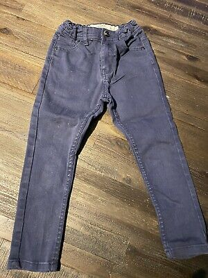 Navy Blue Skinny Jeans  5-6yrs Worn Once!