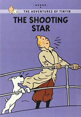 SHOOTING STAR ( ADVENTURES OF TINTIN: YOUNG READERS By Herge **BRAND NEW**