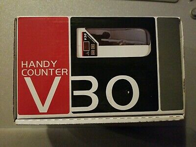 Portable Handy Mini Bill Cash Money Currency Counter Counting Machine V30 used