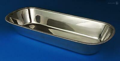 Superb GEORGE III OLD SHEFFIELD PLATE KNIFE TRAY c1815 T & J Creswick 16""