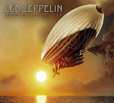 LED ZEPPELIN-Transmissions 1969 CD NUOVO
