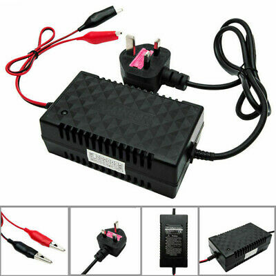 Intelligent Automatic 12V Motorbike Motorcycle Battery Charger Smart Trickle Toy