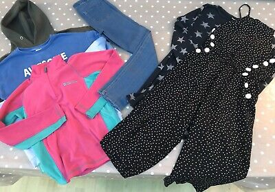 Bundle Of Girls Age 11 Clothes 6 Items Boden Mountain Warehouse Next