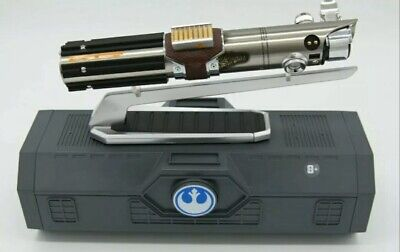 Star Wars Galaxy's Edge SOLD OUT REFORGED Rey Skywalker Legacy Lightsaber Hilt