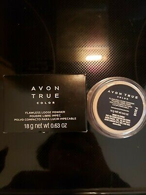 Avon Ideal Flawless Loose Powder TRANSLUCENT   discontinued