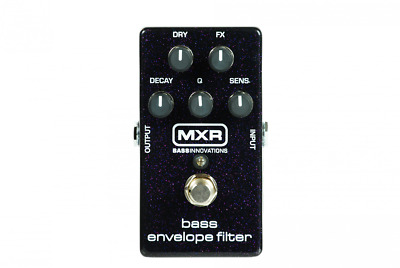 MXR M82 Bass Envelope Filter GENTLY USED