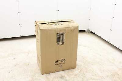 New Rittal AE 1376.500 Steel Wall Electrical Enclosure / 600 x 760 x 350 mm