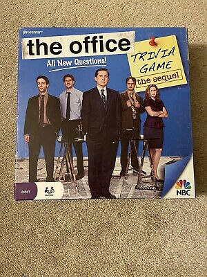 The Office Trivia Game The Sequel Board Game - 99.9% Missing Dice