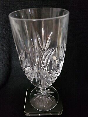 Replacement Piece Dublin Shannon Lead Crystal Water /Ice Tea Goblet