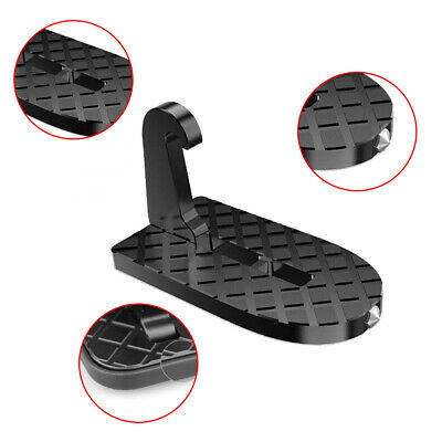 Folding Car Door Latch Hook Step Mini Foot Pedal Ladder for Jeep SUV Truck Roof.