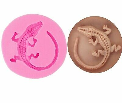 Silicone Snake Mould For Cake Making Chocolate Sugarcraft Sweets #61-3 Pack