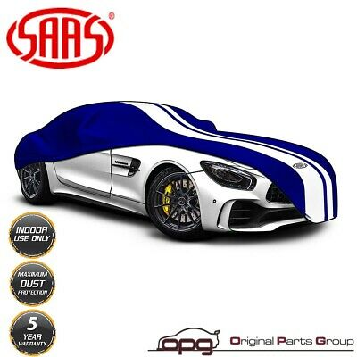 Saas Car Cover Indoor For Mercedes A Class CLA45 AMG CLA180 CLA200 W176 Blue