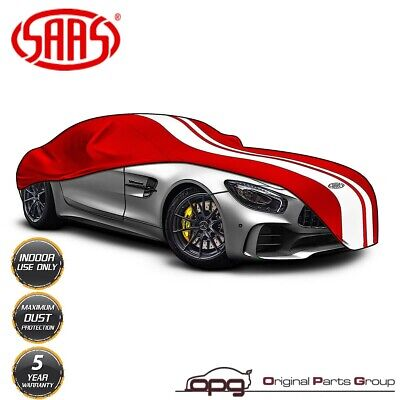 Saas Car Cover Indoor For Mercedes A Class CLA45 AMG CLA180 CLA200 W176 Red