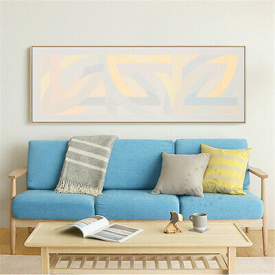 Modern Abstract Geometry Canvas Poster Wall Hangings Nordic  Home Art Decoration