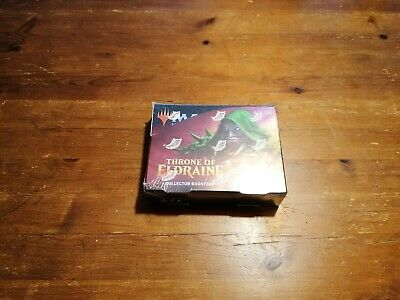 Throne of Eldraine Collector's Edition Booster Box Display OVP Sealed EN English