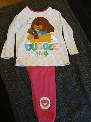 Girls Hey Duggee Pyjamas 3-4 Years