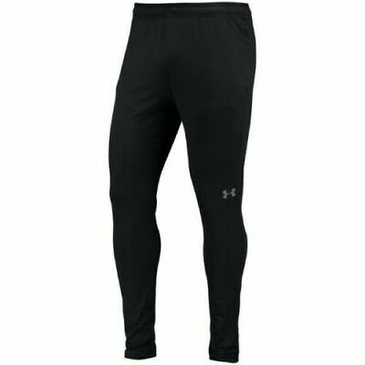 Under Armour UA Men's Challenger II Sports Training Pants - Black - New