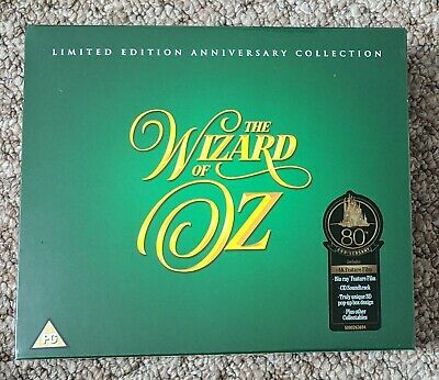 The Wizard of Oz *Limited Edition Anniversary Collection - NEW & SEALED* 4K