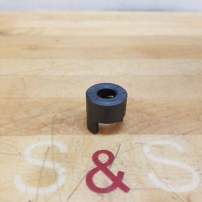 """Morse L050 Jaw Coupling, 1/2"""" Bore - USED"""