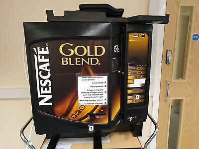 Coffee drinks vending machine Darenth Style 5 with Coin Validator