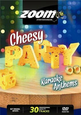 Zoom Karaoke DVD - Cheesy Party Anthems - 30 Songs