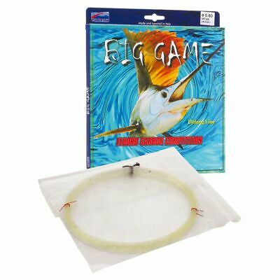 Filo da Pesca Tubertini Fluorocarbon Big Game Leader Mare Spinning Surfcasting