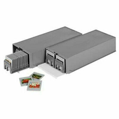 Hama Standard Slide Magazines - Stackable Boxes Pack of 2
