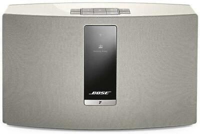 Bose Soundtouch 20 Series Iii Wireless Speaker System White - Brand New Sealed
