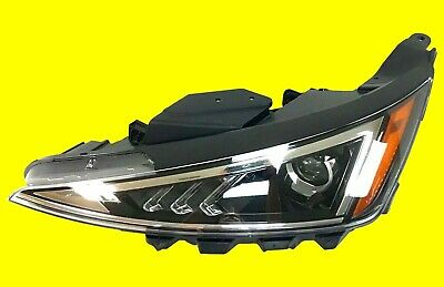 Left HEAD LIGHT for HYUNDAI ELANTRA USA 2019-2021 W/O LED | 92101F3500 HY2502233