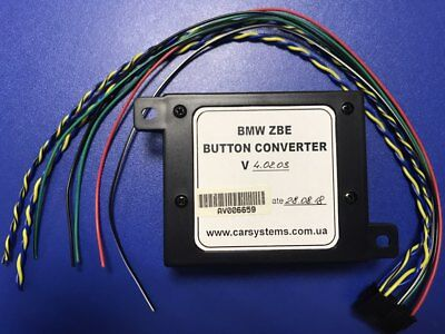 Bmw Zbe Button Converter