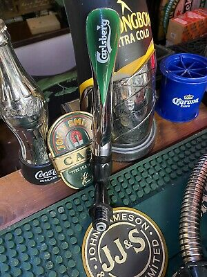 Carlsberg Lager Beer Pump Or Tbar Tap And Handle