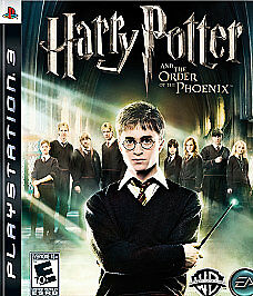 Harry Potter: and the Order of the Phoenix - Video Game - PS3