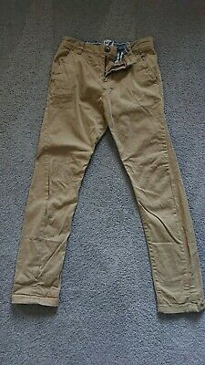 Boys NEXT 11-12 Years Chino Jeans Trousers